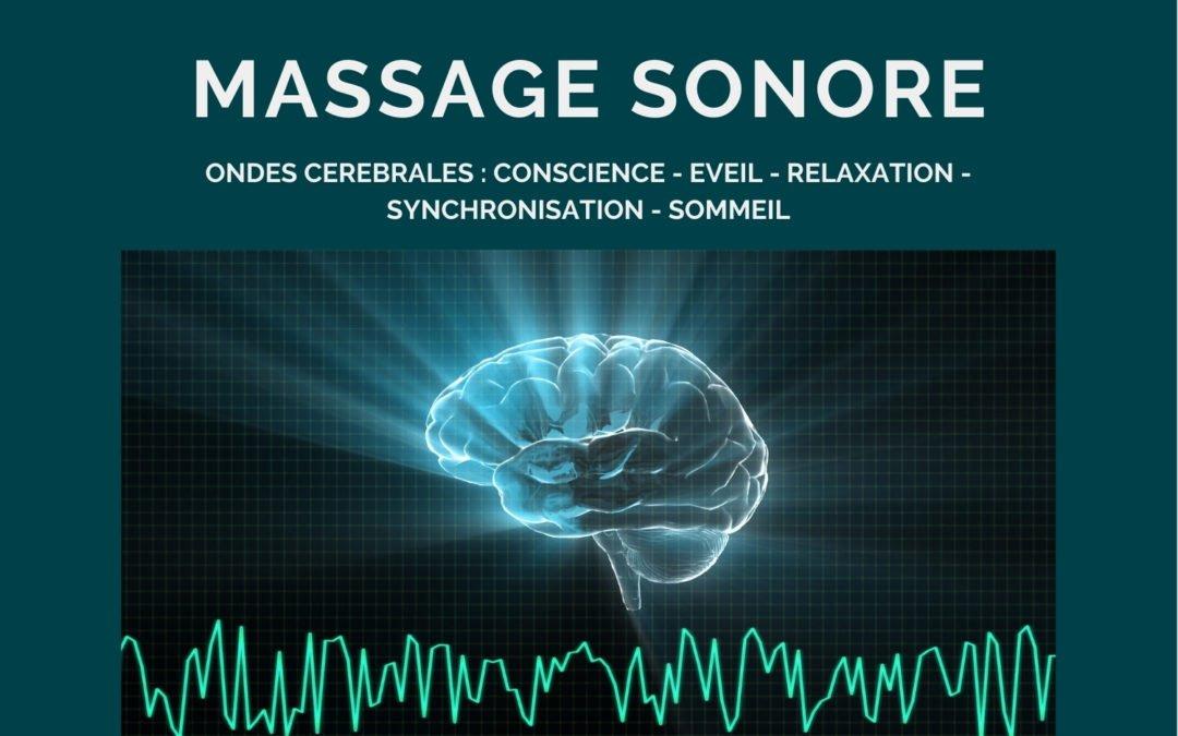 """Version double CD du """"Massage Sonore"""" disponible…"""