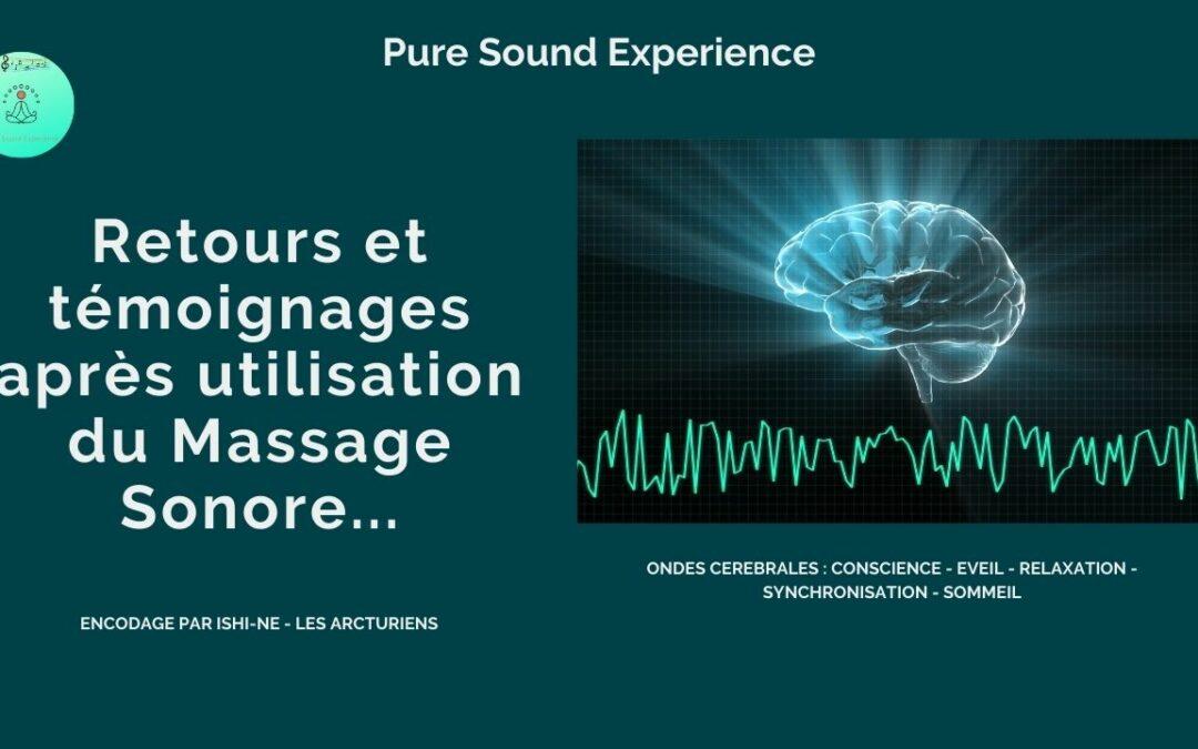 """Retours d'expérience sur le """"Massage Sonore"""" – Avis et témoignages"""